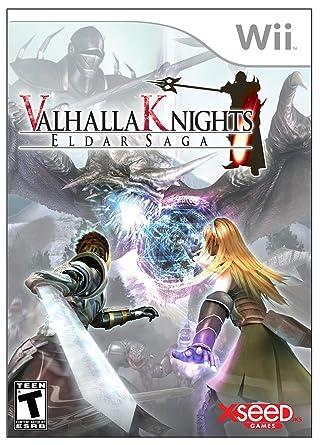 Amazon Com Valhalla Knights Eldar Saga Nintendo Wii Marvelous Usa Inc Xseed Jks Inc Video Games