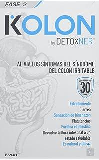 Kolon- tratamiento y alivio de síntomas de Colon irritable (salud intestinal)-FASE