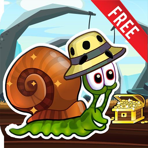 Snail Bob Candy Hero -