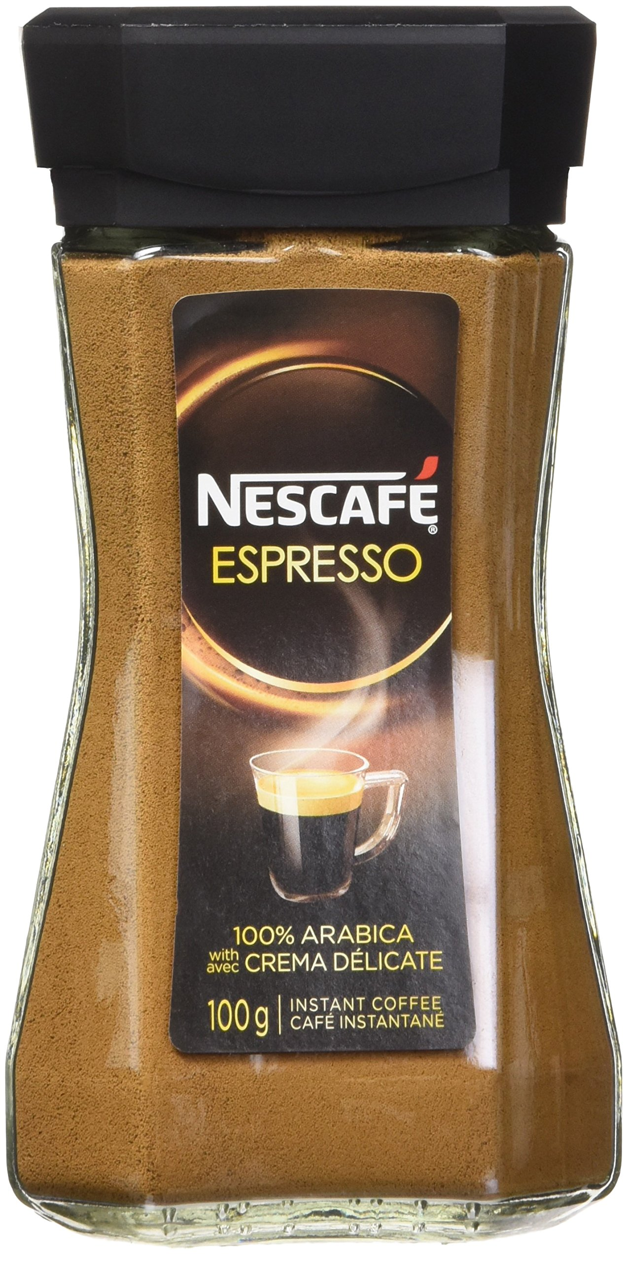Amazon.com : Nescafe Espresso Instant Coffee 3.5oz/100g ...