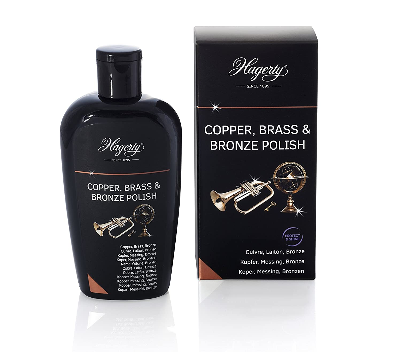 Brass /& Bronze Polish Hagerty Copper