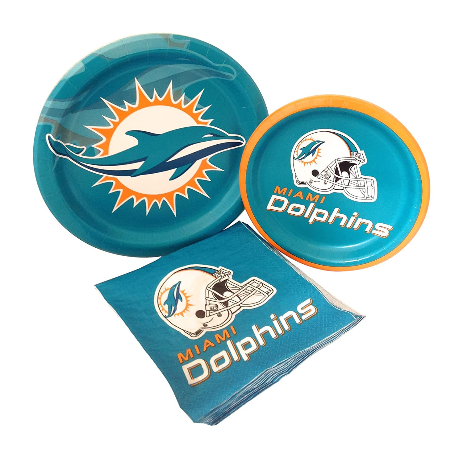 Miami Dolphins Football Party