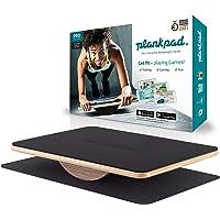 plankpad – Full-Body Fitness Trainer con aplicación para iOS y Android – Innovative Balance Board from Shark Tank TV…