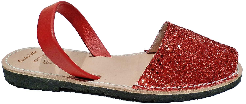 Sandales Authentiques Minorquines, diffé rentes Couleurs. Avarcas menorquí nas. Glitter différentes Couleurs. Avarcas menorquínas. Glitter