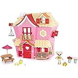 Lalaloopsy 510321 - Casa Mini Lalaloopsy (Bandai)