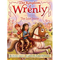 The Lost Stone (The Kingdom of Wrenly Book 1)