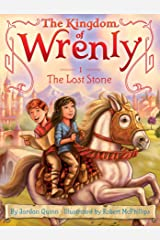 The Lost Stone (The Kingdom of Wrenly Book 1) Kindle Edition