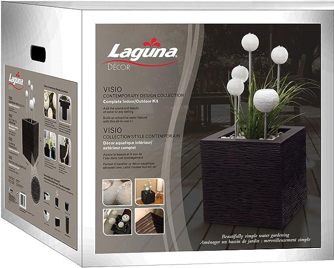 Laguna Decor Faux Holz Modernes Design Wasserspiel-Deko, Visio ...