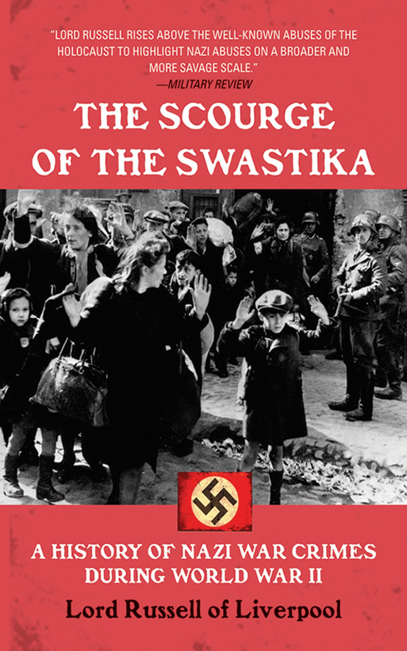 Scourge Swastika History Crimes During product image
