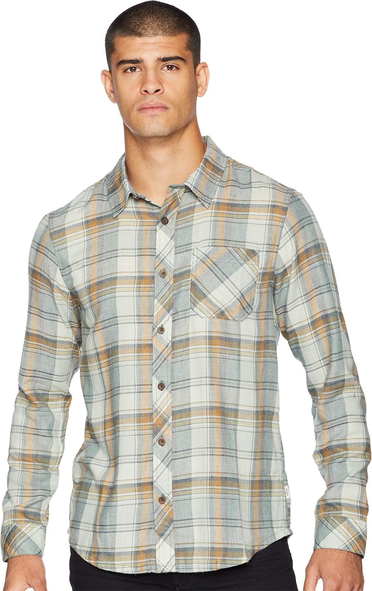 O'Neill Men's Jack Shelter Shirts,2X-Large,Dark Sea Glass