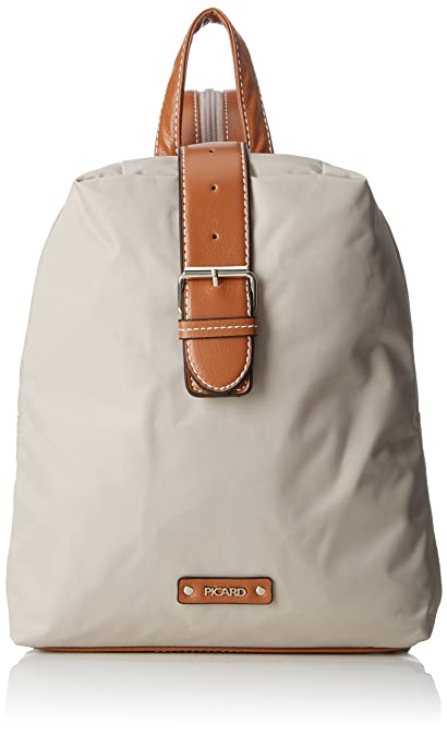 b 8x29x25 White Picard Off Women's Backpack perle Sonja Cm X TZ8OnYP