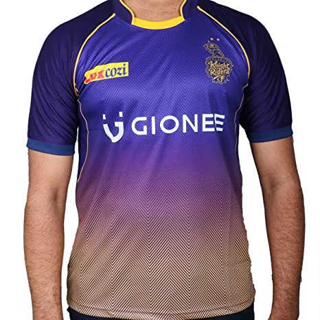 7adaaf4cd Amazon.com   KD Cricket IPL Jersey Supporter Jersey T-Shirt 2017 MI ...