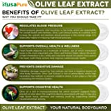 Olive Leaf Extract 20% 200 Caps