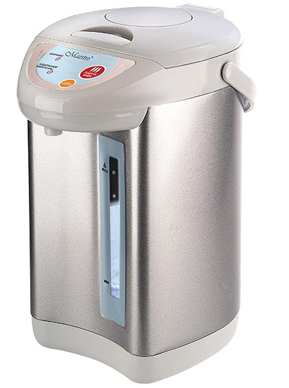 Potencia mopot Hervidor de agua térmica wasse Hervidor agua caliente Dispensador de 3,8 L 750 W Depósito de acero 3 posibilidades de agua Extracción: ...