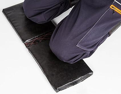 Cojín para soldador, fontanero y mecánico (ignífugo e impermeable) - 52x20cm
