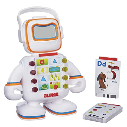 Playskool Alphie World tech toys