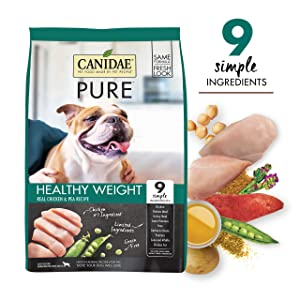 Canidae Pure Healthy Weight Dry Dog Food