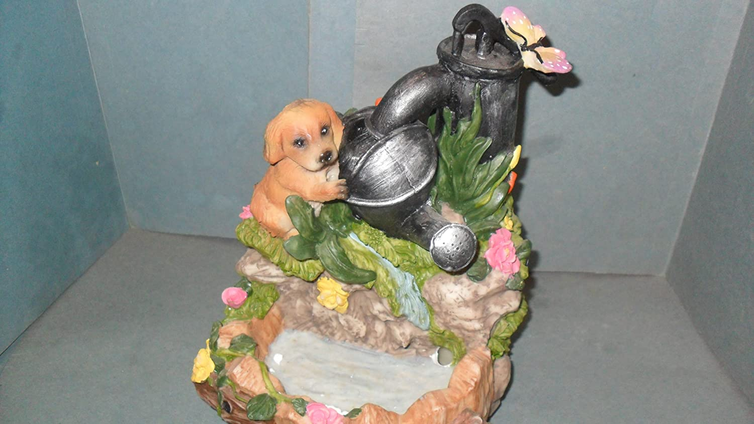 DOG WATER FOUNTAIN BATTERY OPERATED