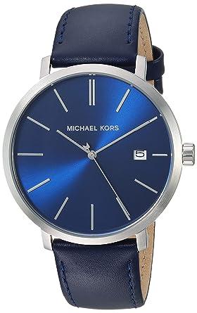 b320775e926c Amazon.com  Michael Kors Men s MK8675 - Blake Blue One Size  Watches