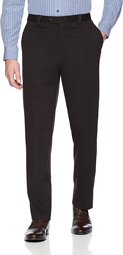 STACY ADAMS Mens Single Breasted Real Flex Stretch Fabric Suit