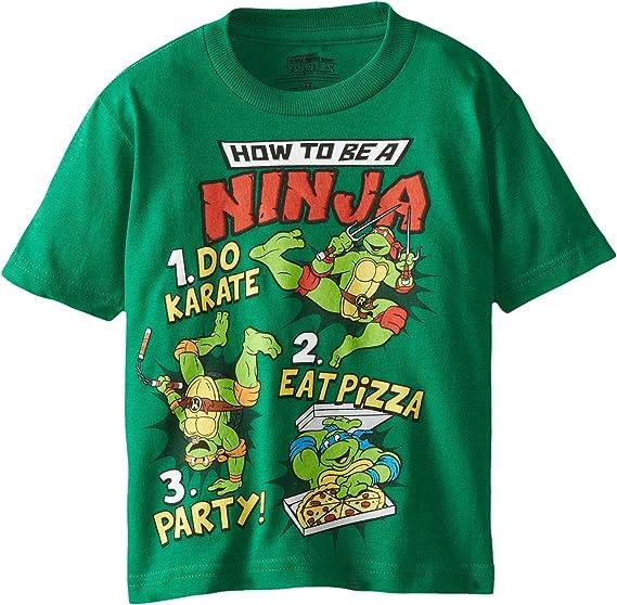 Amazon.com: Teenage Mutant Ninja Turtles - Camiseta para ...
