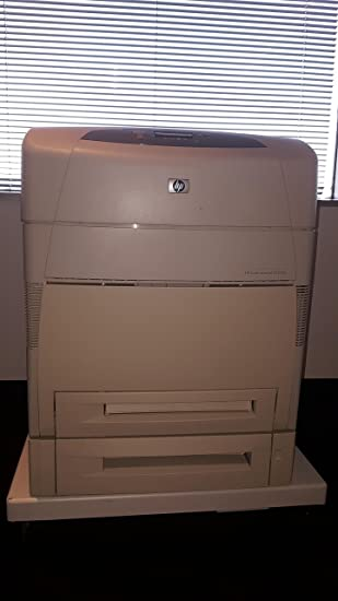 Amazon.com: HP Color LaserJet 5550dn – Impresora – color ...