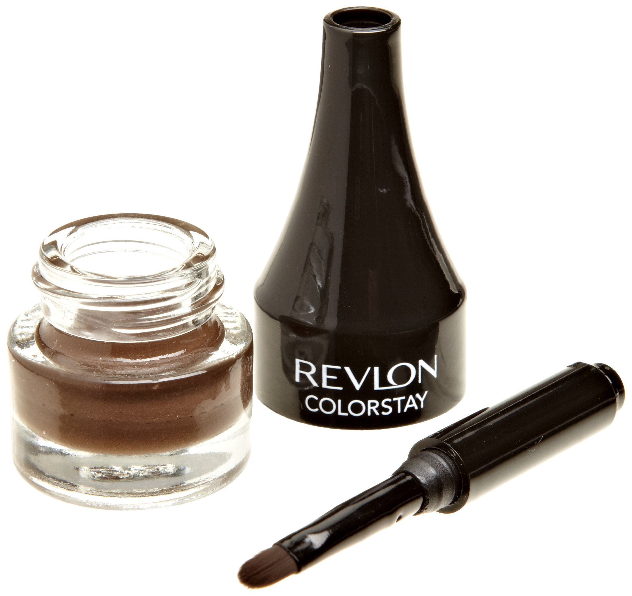 REVLON Colorstay Creme Eyeliner, Brown, 0.08 Ounce by Revlon