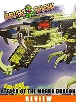 LEGO Ninjago Attack Of The Morro Dragon Review : LEGO 70736