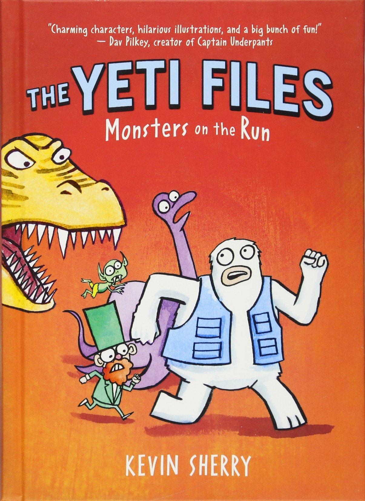 Monsters Run Yeti Files 2