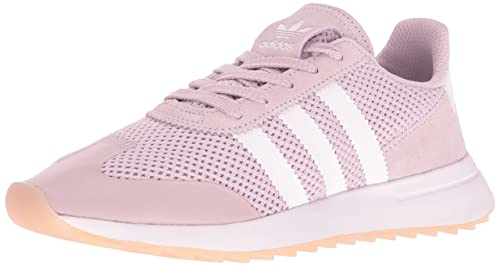 best service 549eb 139c8 Image Unavailable. Image not available for. Colour adidas Originals  Womens Flashback W Fashion Sneaker, Ice Purple ...
