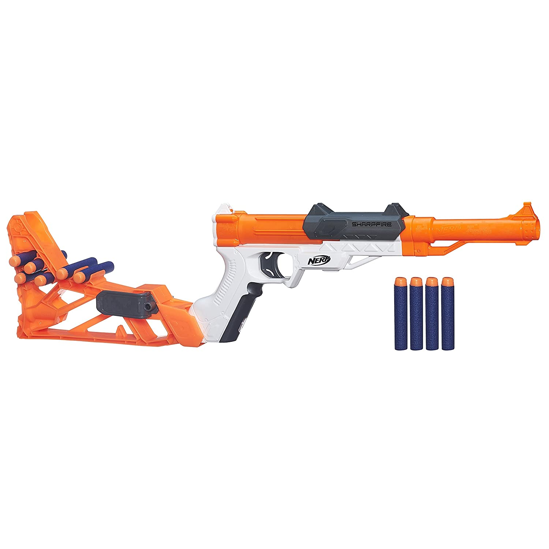 Nerf - Elite sharpfire (Hasbro A9315EU4)