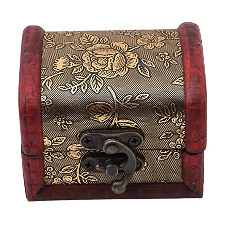 Amazon.com: Vwh – Caja de almacenamiento de madera ...