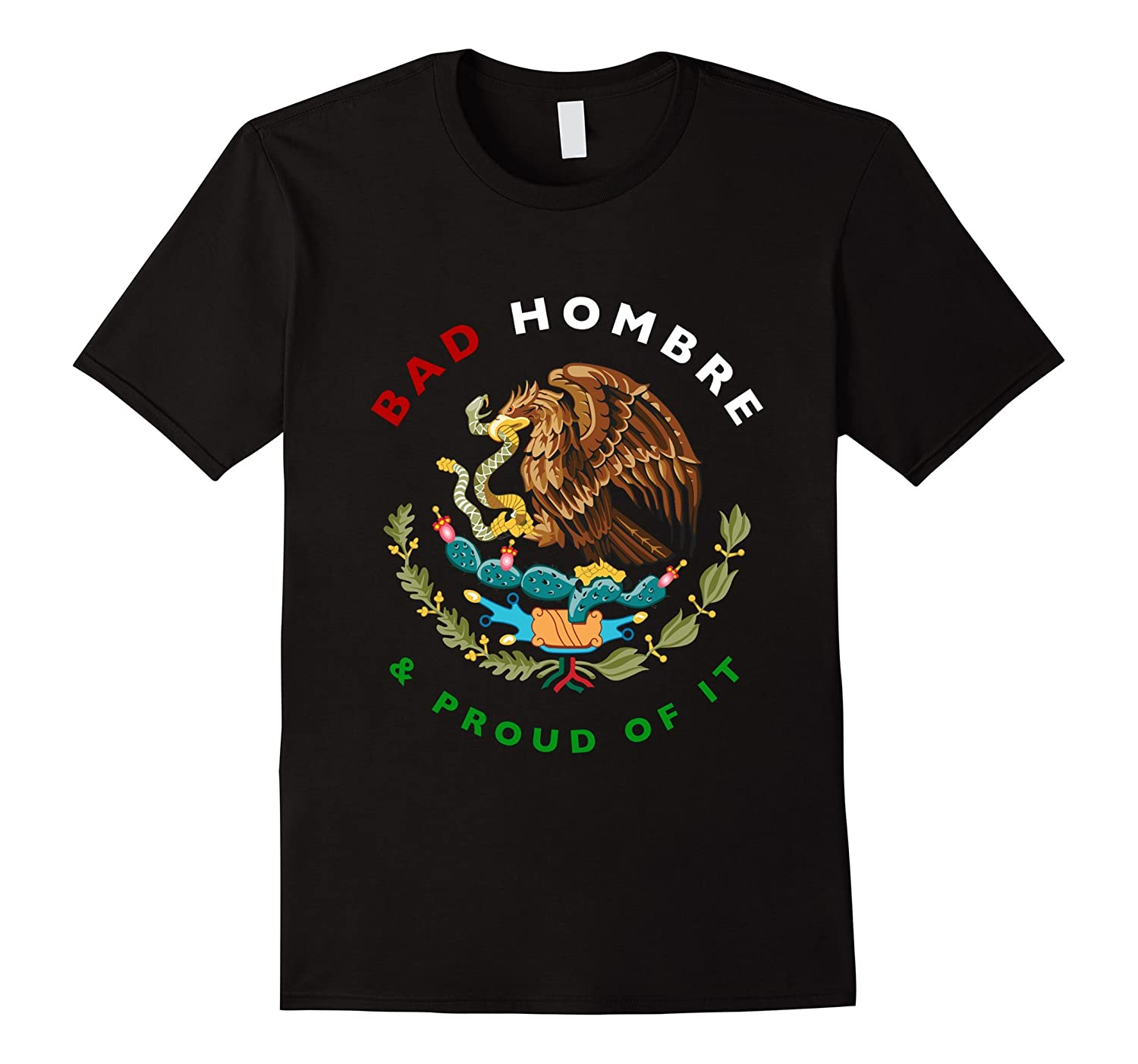 Bad Hombre & Proud Of It-TH