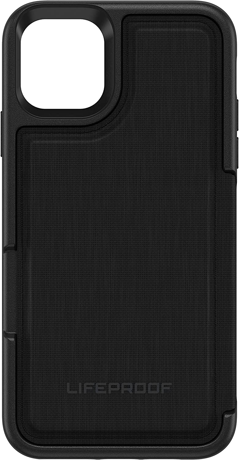 DARK NIGHT LifeProof FLIP SERIES Case for iPhone 11 Pro Max BLACK//CASTLEROCK