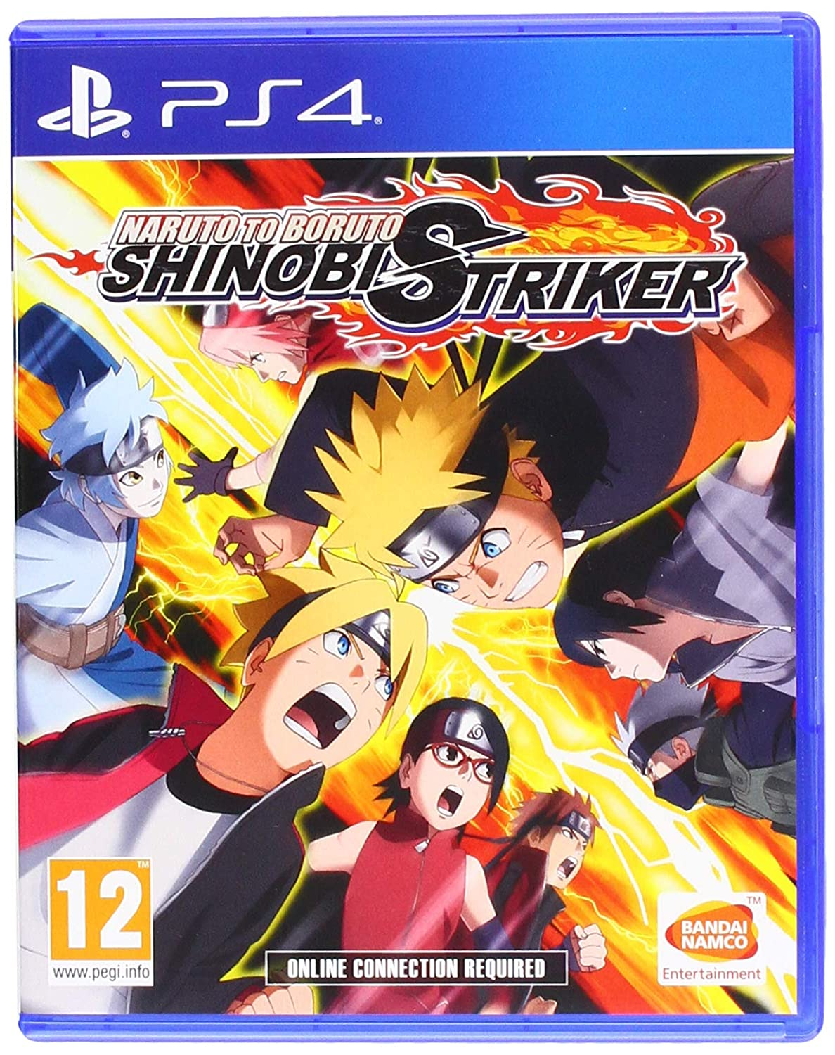 Amazon.com: Naruto to Boruto Shinobi Striker (PS4): Video Games
