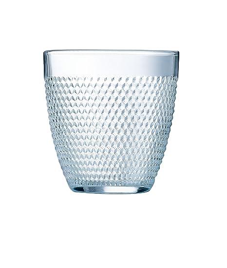 Dajar para Beber Tape L oeil 270 ML Luminarc, Cristal, Transparente, 8.2