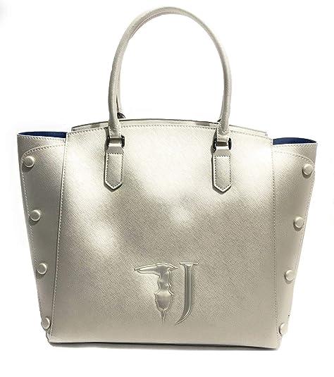 Shopping A Covered Trussardi Spalla Borsa Bag Jeans Melissa Studs 6p4q0E