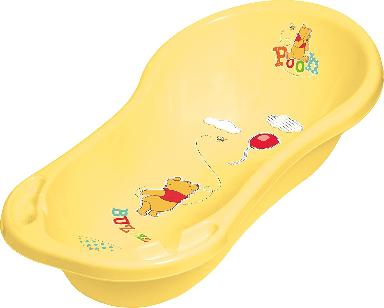 5er Set Z Winnie Pooh amarillo: Bañera XXL + WC Módulo + Infantil Olla + Taburete dos etapas + Cubo para pañales: Amazon.es: Bebé