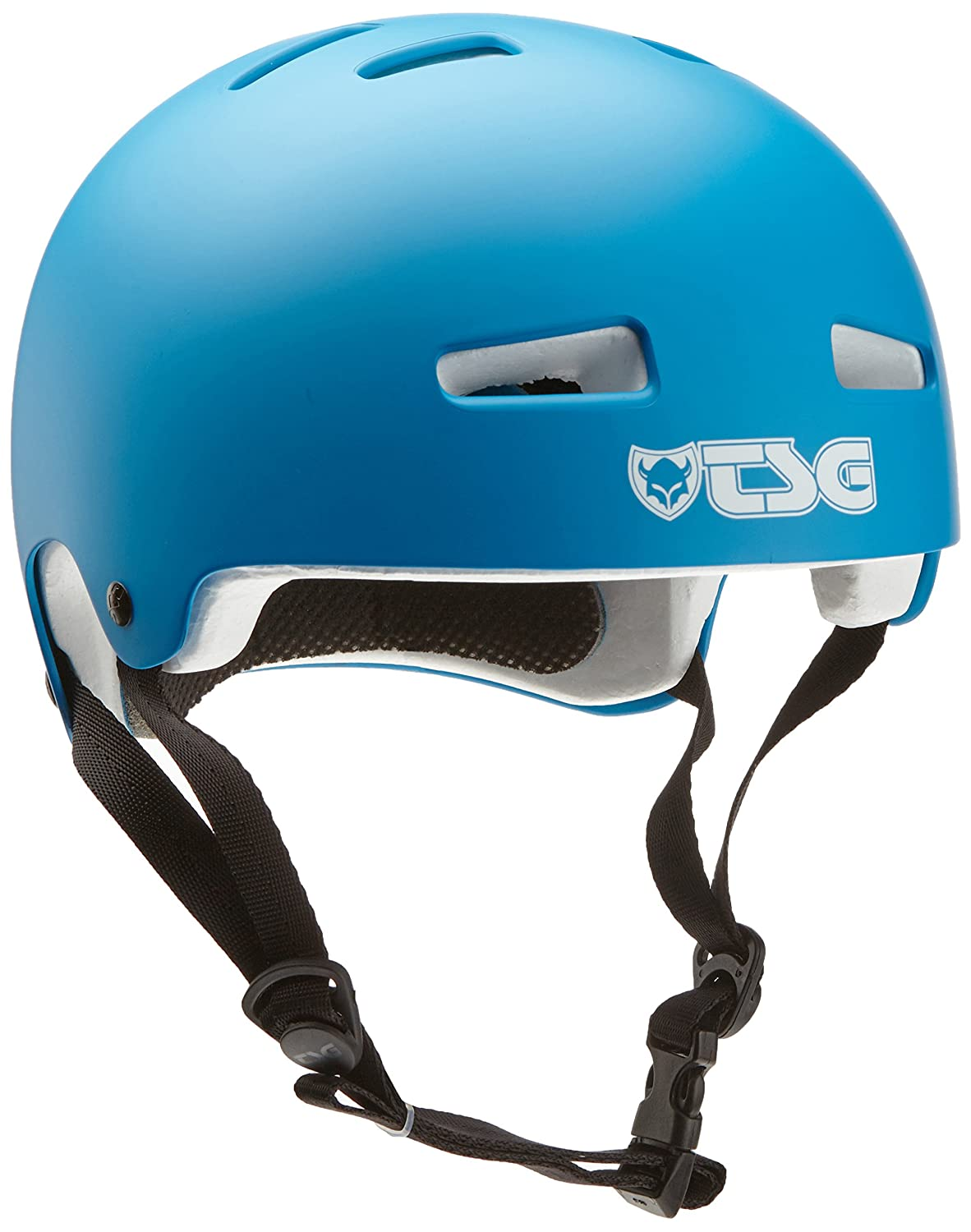 TSG Casque Evolution Kids Solid Color Satin Black XXS/XS 750016 BSTRB