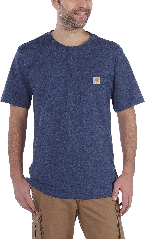 Carhartt Relaxed Fit Shirt dutilit/é Professionnelle Homme