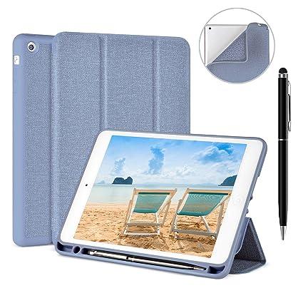 amazon com soke ipad mini 3 2 1 case with free stylus pen ultra