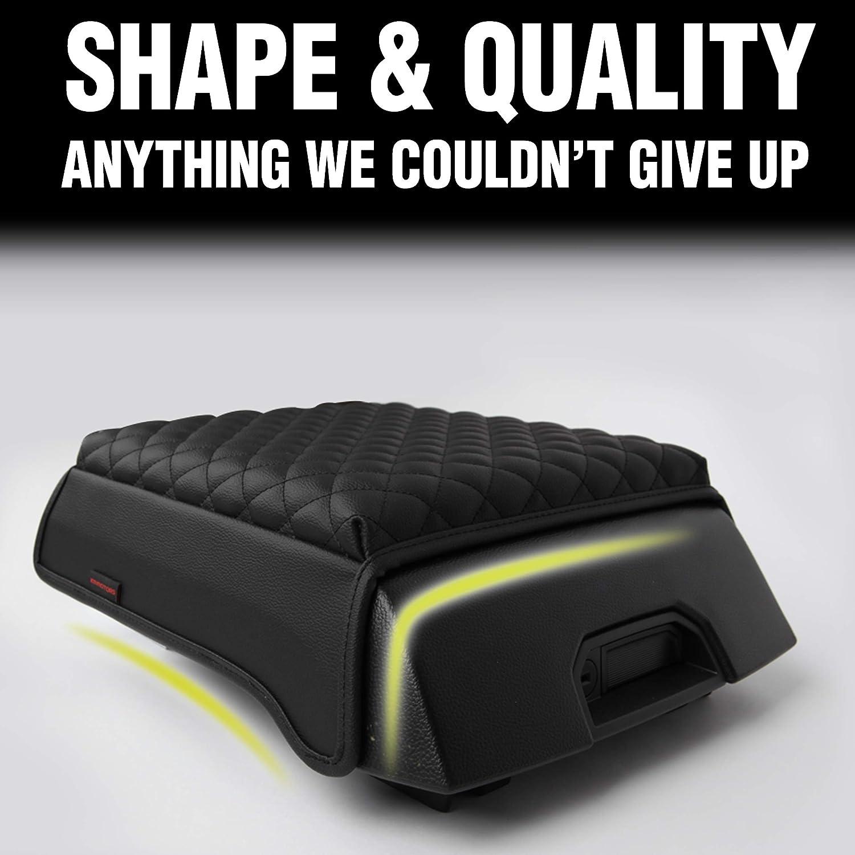 KMMOTORS Automotive Customized Console Armrest Cushion
