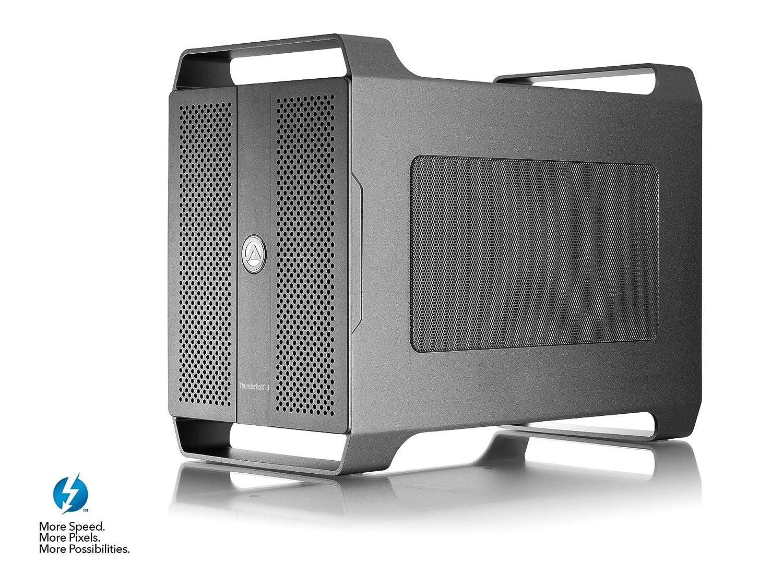 AKiTiO Node Duo - Kit de expansión para computadoras (Thunderbolt ...