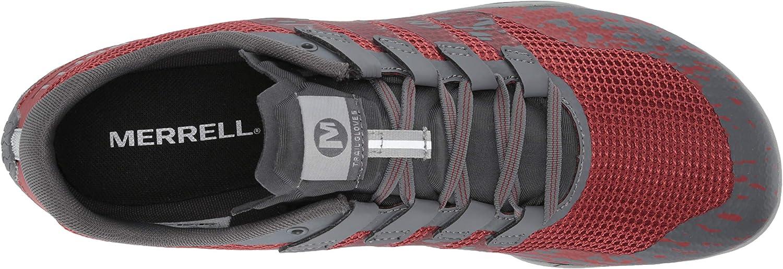 Merrell Men's Trail Glove 5 Fitness Shoes Brown Burnt Henna