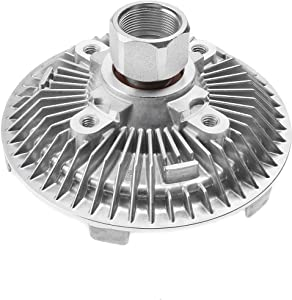 ADIGARAUTO 2905 Premium Engine Cooling Fan Clutch Compatible With 02-03 09-12 JEEP LIBERTY 05-10 GRAND CHEROKEE 06-10 COMMANDER 09-11 DODGE NITRO