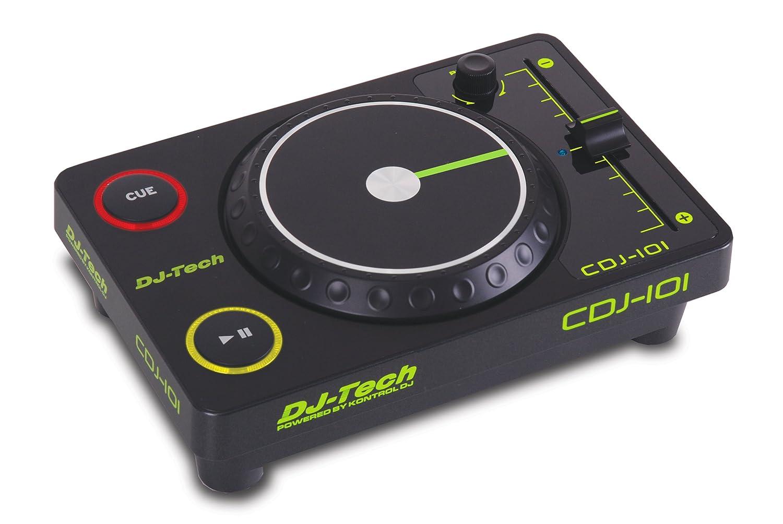 DJTech CDJ101 DJ Mixer
