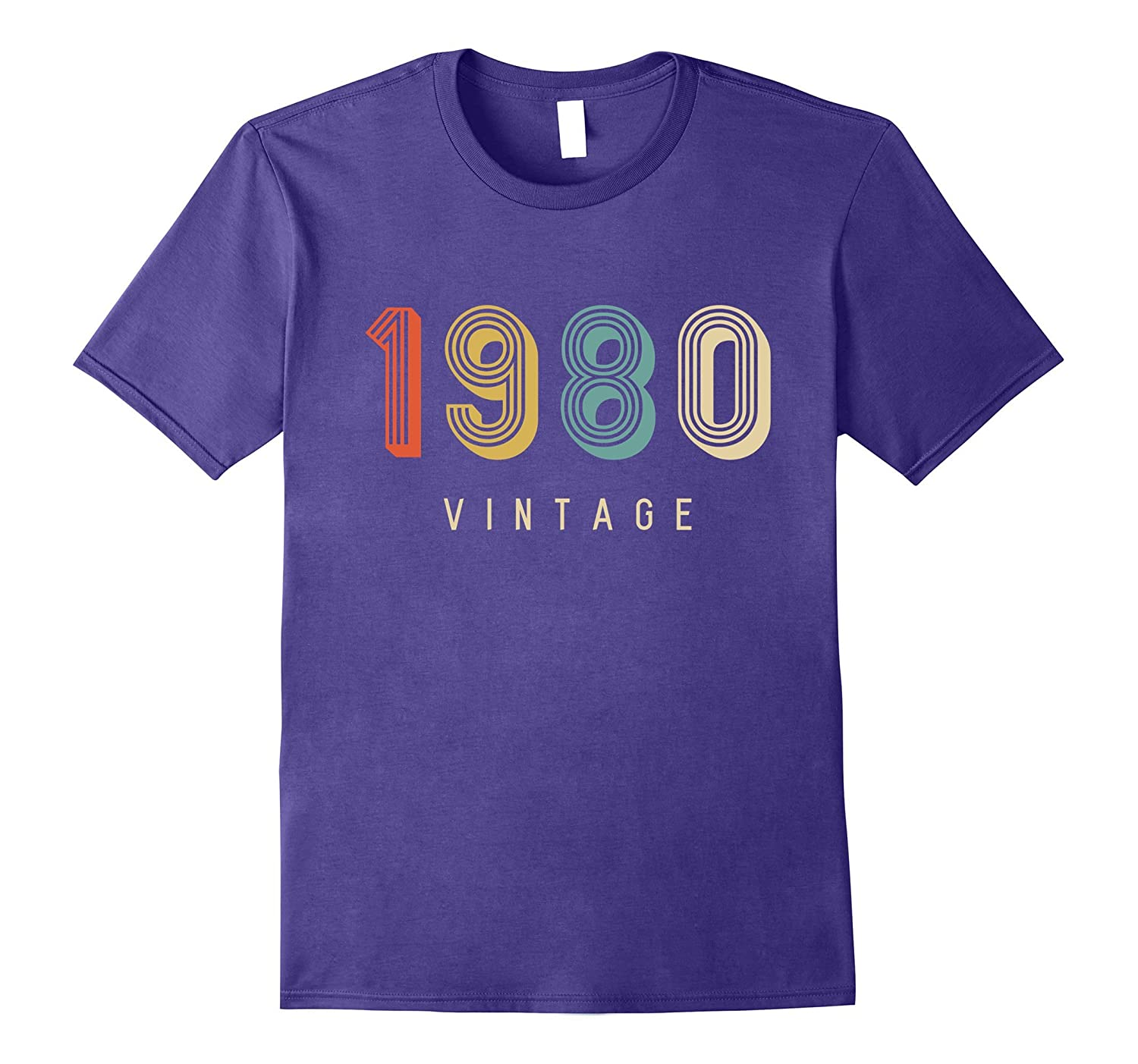 37th Birthday Gift Shirt Vintage 1980-FL