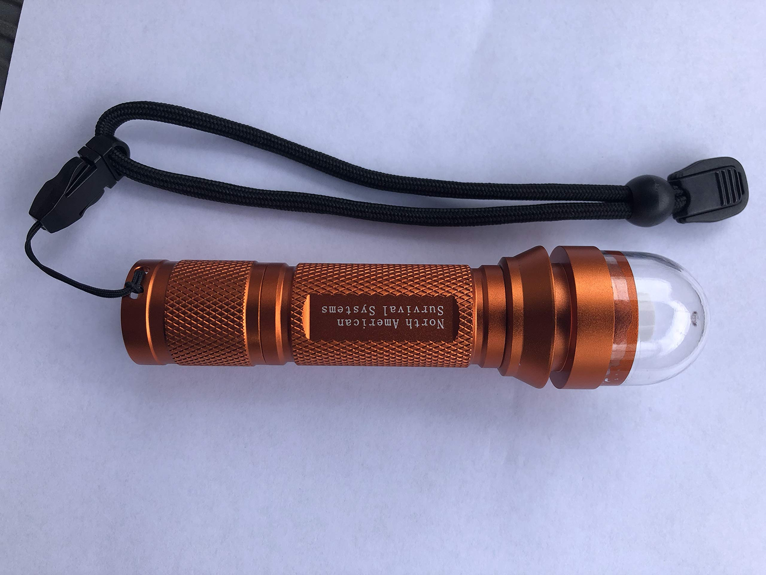 EF-30A-1 Electronic Flare Distress Signal IR and White Long Range Strobe for Search and Rescue by EF-30A-1 IRWT