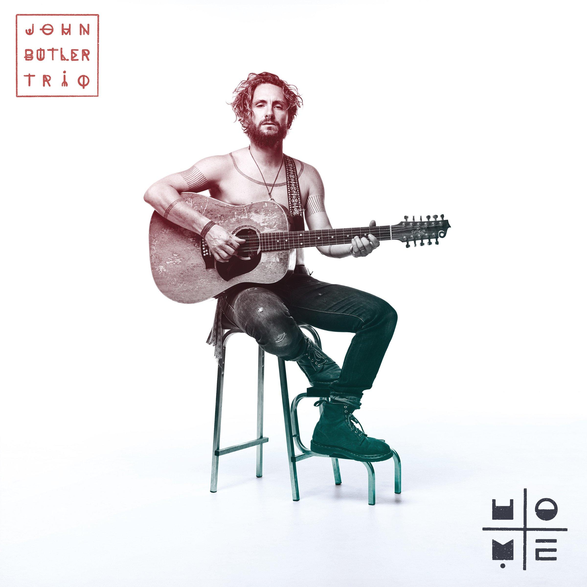Vinilo : John Butler - Home (LP Vinyl)