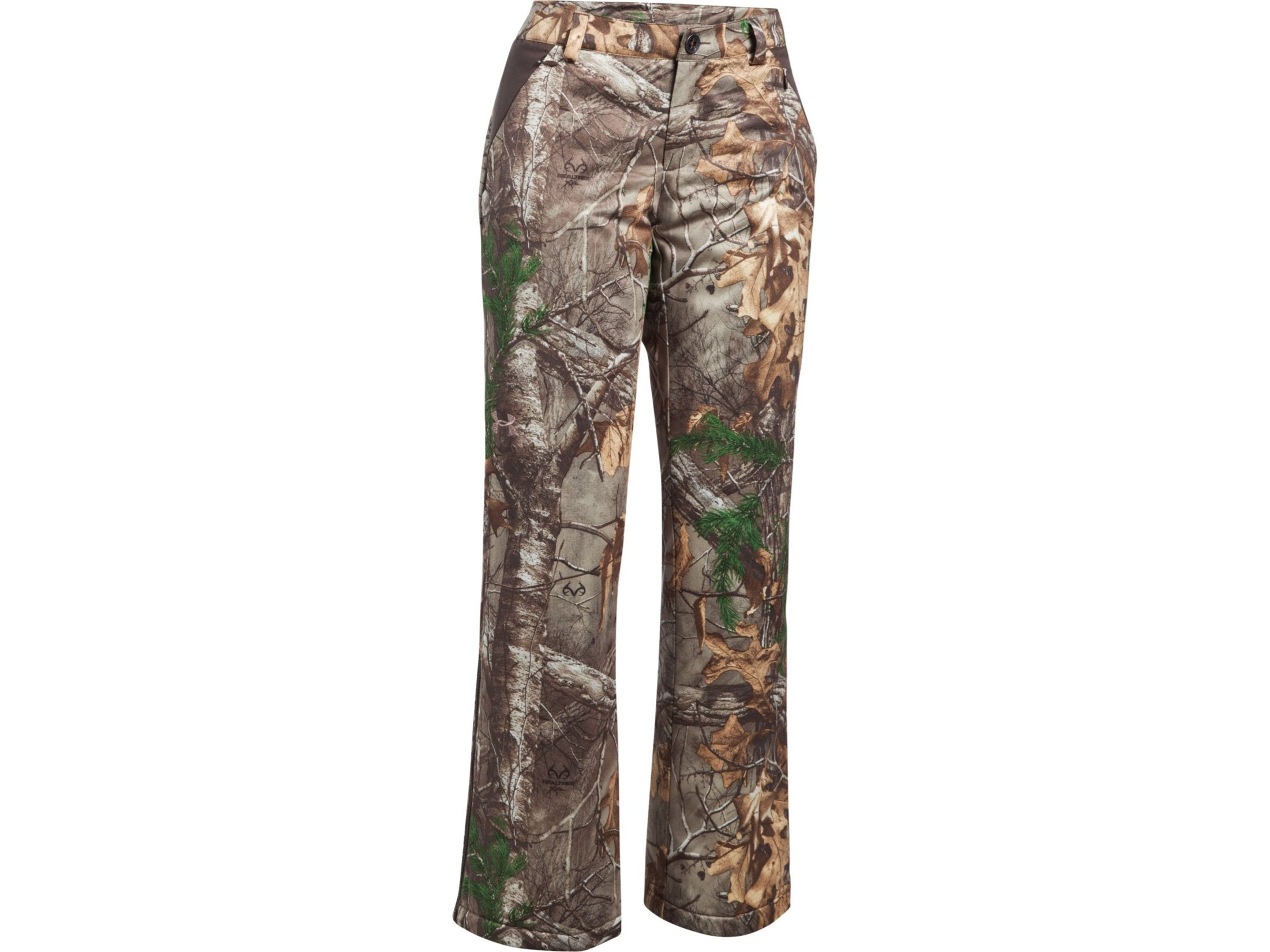 Under Armour Women's Extreme Siberian Insulated Pant - Realtree X-tra - 2